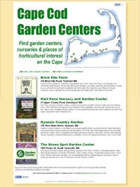 GardenCentersCapeCod.com