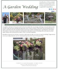 GardenWeddingExpert.com